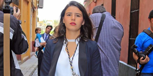 Eugenia Martínez de Irujo felicita a su hija Tana Rivera, mientras ... - bekia.es