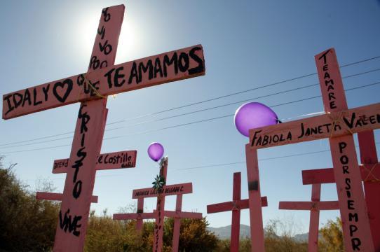 México registra el índice de homicidios más alto en 20 años. - elheraldodesaltillo.mx