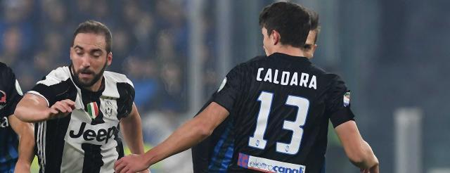 Mattia Caldara, nuovo difensore centrale del Milan.