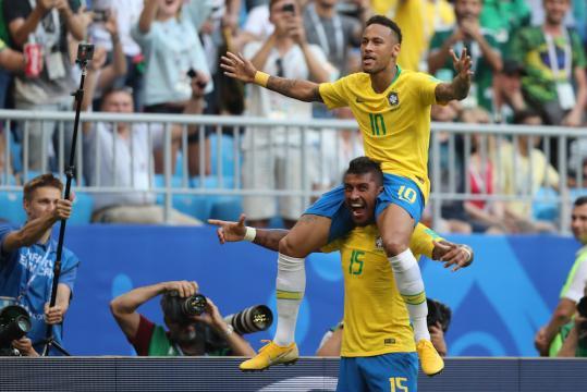 Brazil Beats Mexico 2×0 to Reach 2018 World Cup Quarters | The Rio ... - riotimesonline.com