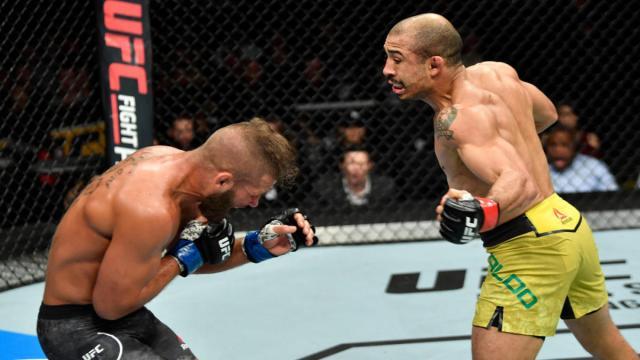 Aldo quiere volver a tener una oportunidad por el título de peso pluma. UFC.com.