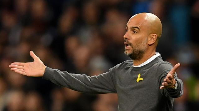 Manchester City manager Pep Guardiola charged by the FA for ... - sky.com