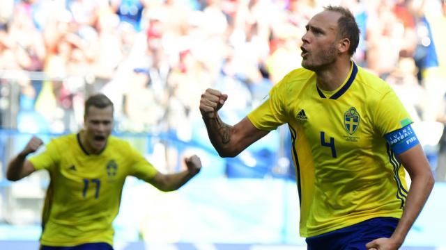 Coupe du monde 2018 : Revivez la victoire de la Suède face à la ... - francetvinfo.fr