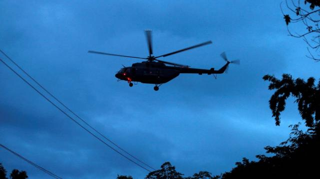 Gran expectación por la segunda fase del rescate en Tailandia ... - elconfidencial.com