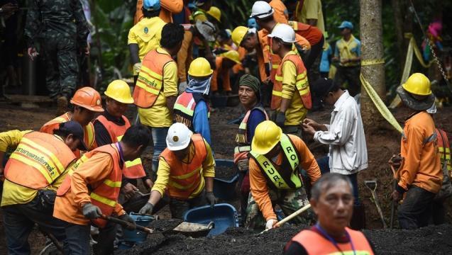Milagro en Tailandia: prevén lluvias intensas que podrían ... - clarin.com