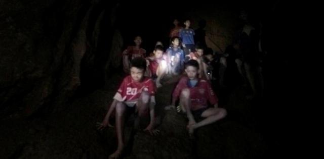 Rezos y fuerzas sobrenaturales para rescatar a los tailandeses ... - com.py