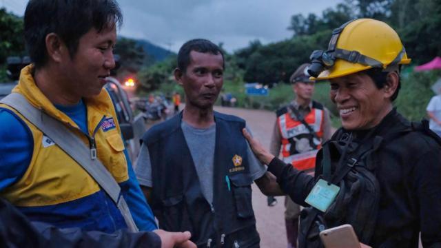 Tailandia: rescate de los niños en la cueva, en directo - lavanguardia.com