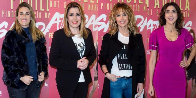 Emma García, Carlota Corredera o Susana Díaz apoyan a Paz Padilla ... - bekia.es