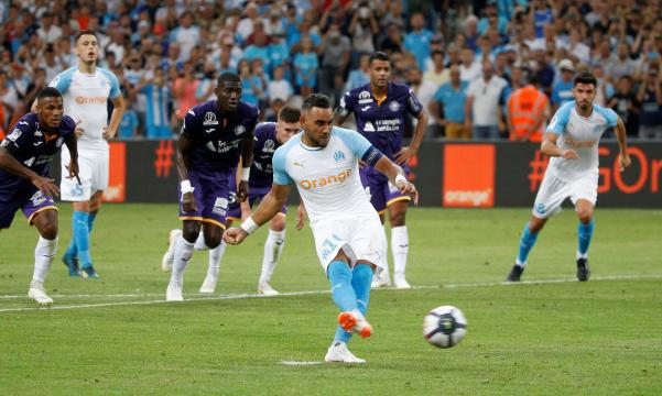 Ligue 1: l'OM bat Toulouse 4-0 grâce à Payet et la VAR