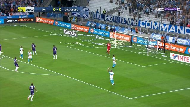 L'OM bat Toulouse 4-0 grâce à Payet et la VAR