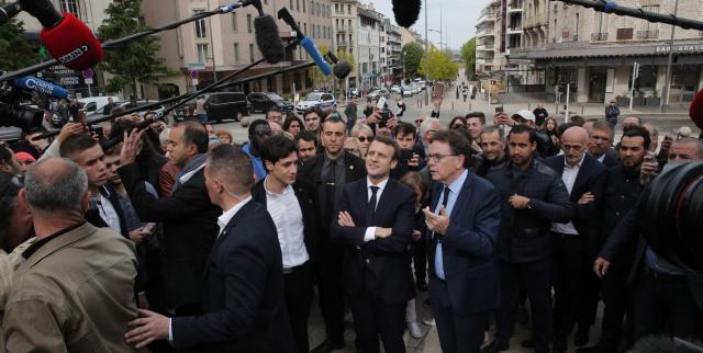 Monsieur le président, il n'appartient pas à l'Élysée de choisir ... - lefigaro.fr