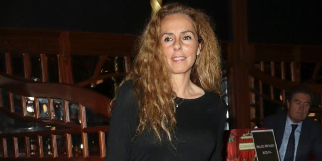 Rocío Carrasco, el único miembro de la familia que asiste al ... - bekia.es