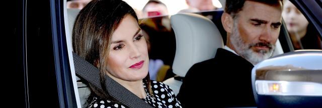 Los constantes rumores de divorcio entre Felipe VI y la reina ... - losreplicantes.com