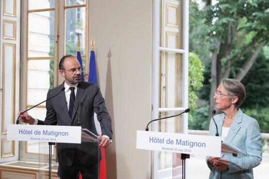 Le gouvernement engagé dans la réforme de la SNCF