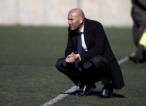 Ce que devrait toucher Zinédine Zidane au Real Madrid - lefigaro.fr