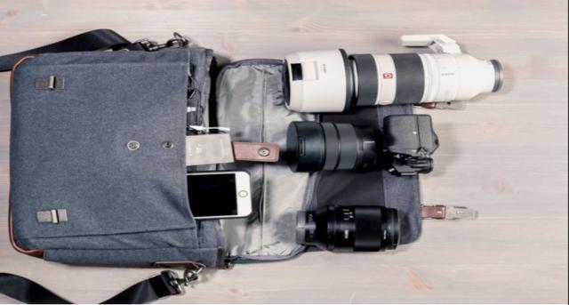 imagen gráfica de diferentes tipo de cámara para tomar fotos