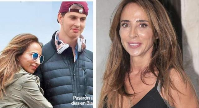 Julio el hijo de María Patiño aparece por primera vez tras cumplír la mayoria de edad