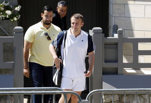 L'affaire Benalla, une épine dans le pied de la présidence Macron