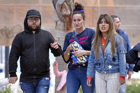 Chabelita se reencuentra con su hermano Kiko Rivera y Dulce