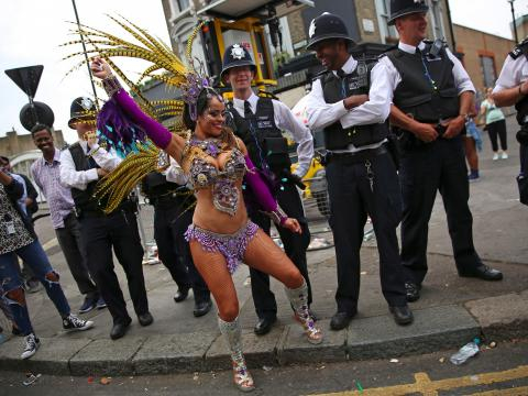 Notting Hill Carnival: 'Super recognisers' are the London police's ... - businessinsider.com