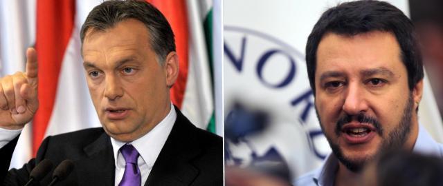 Salvini-Orban, è tentativo di intesa sui migranti