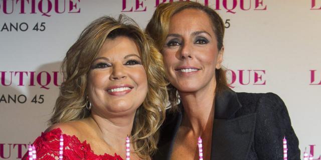 Amiguísimas: Terelu Campos y Rocío Carrasco, más que amigas ... - bekia.es