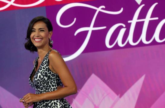 Caterina Balivo è di nuovo incinta: