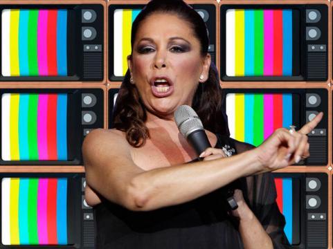 Isabel Pantoja vuelve a televisión