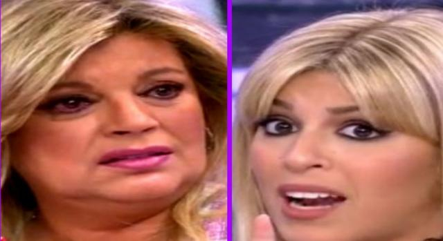 Oriana Marzolli ataca duramente a Terelu Campos a cuenta de Alejandra Rubio