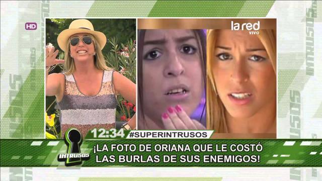 Qué te hiciste? La brutal transformación del rostro de Oriana ... - youtube.com