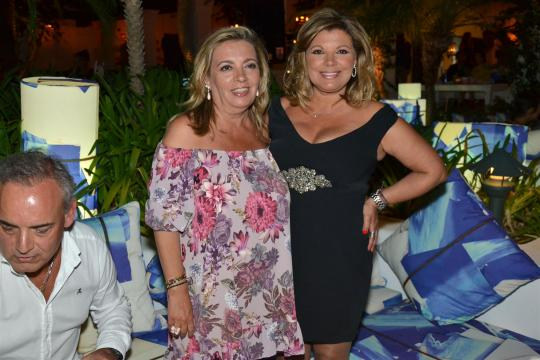 Terelu Campos y otros famosos lo dan todo en Marbella - lecturas.com