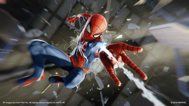 Marvel's Spider-Man: prime impressioni sul videogioco - vg247.it