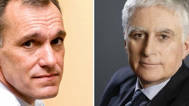 Silvio González y Paolo Vasile, Premios Talento de la Academia de TV - eldiario.es