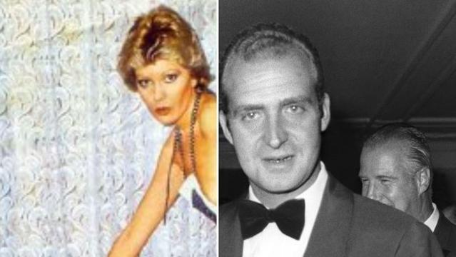 Bárbara Rey mantuvo una supuesta relación con el rey Juan Carlos I