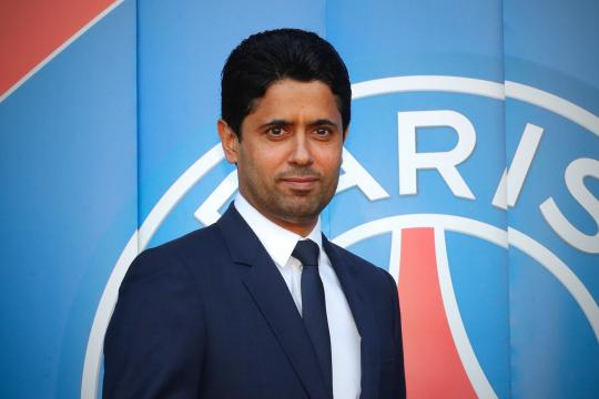Nasser El-Khelaïfi confiant sur les chances du PSG