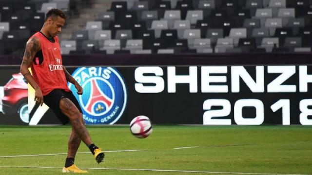 Neymar could make PSG return in Trophee des Champions