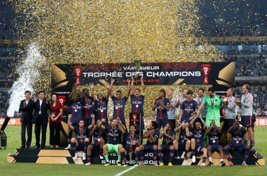 PSG: Neymar attendu en Chine pour le Trophée des Champions
