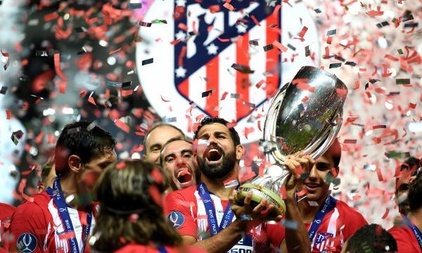 L'Atlético Madrid vainqueur de l'Europa League