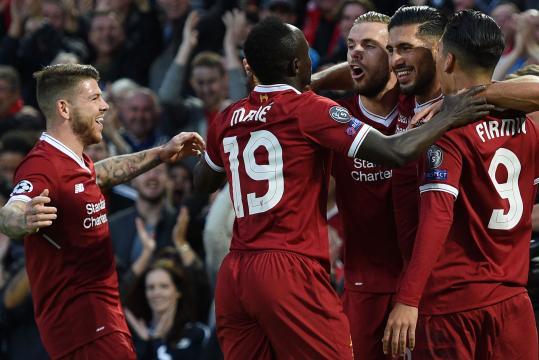 Ligue des champions : Liverpool qualifié, les Anglais au complet ... - lefigaro.fr