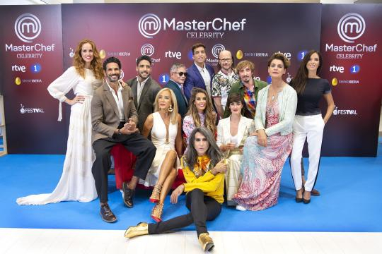 MasterChef Celebrity 3', un viaje gastronómico que llega cargado ... - ocionews.com