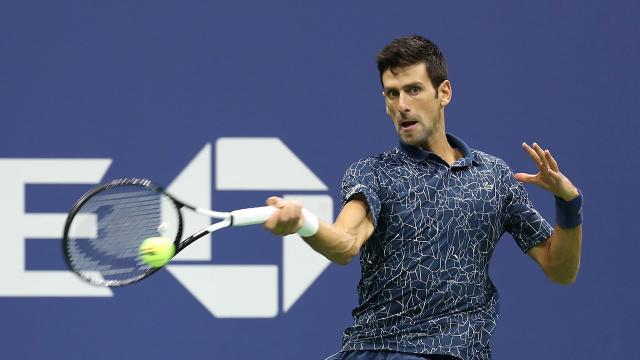 Djokovic quuerrá ganar otro Grand Slam en cancha dura con el Australian Open que viene en enero. USOpen.org