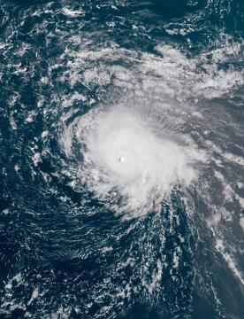 Es probable que alcance la categoría 5 antes de llegar a las costas de las Carolinas -NASA