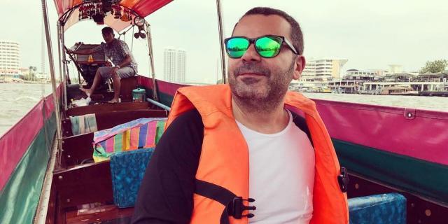 Las frustradas vacaciones de Jorge Javier Vázquez en Tailandia que ... - bekia.es