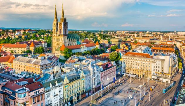 Zagabria, la meravigliosa capitale della Croazia