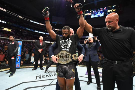 UFC 228: Tyron Woodley submits Darren Till to retain title - yahoo.com
