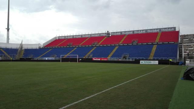 Sardegna Arena, stadio del Cagliari.