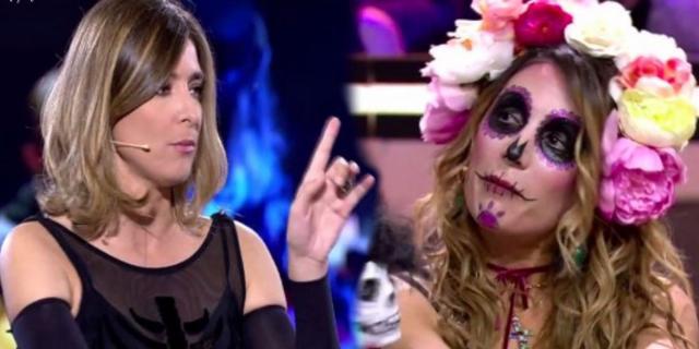 El rifirrafe entre Sandra Barneda y Nagore Robles en 'Gran Hermano ... - bekia.es