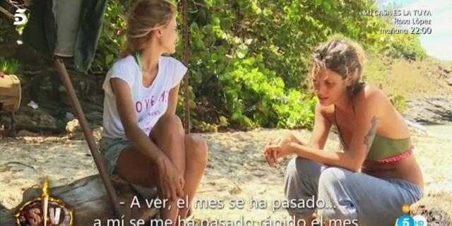 Alba Carrillo y Laura Matamoros acercan posturas tras la ... - bekia.es