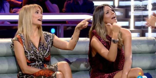 Alba Carrillo y Laura Matamoros vuelven a verse las caras en 'GH ... - bekia.es