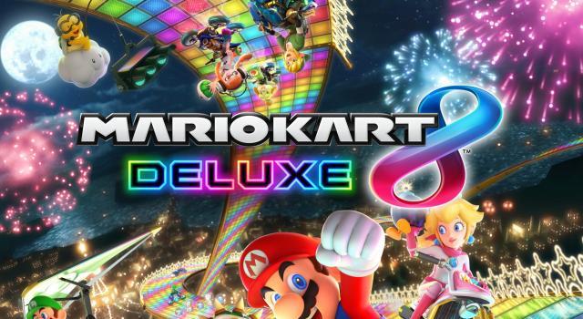 UK: 'Mario Kart 8 Deluxe' Was Highest Selling Switch Game Of 2017 - nintendoenthusiast.com